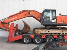 2006 HITACHI ZX350 tracked exca