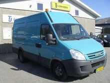 2008 IVECO Daily 3,0 35C15 12m³