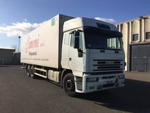 IVECO EUROSTAR 260E42 isotherma