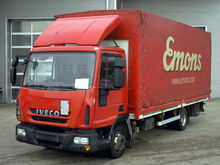 Used 2008 IVECO Euro
