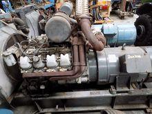 MAN V8 AGGREGAAT generator