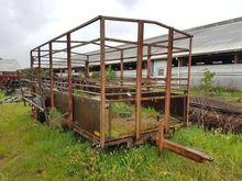 KREATURVOGN livestock trailer b