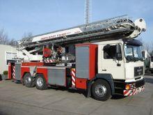 2000 MAN 26.364 fire ladder tru