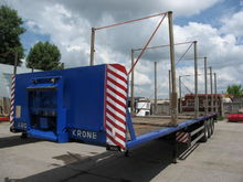 1998 KRONE timber semi-trailer