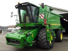 2008 JOHN DEERE T660 combine-ha