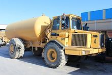 Used VOLVO A25 tank