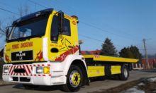 2000 MAN 14.224 platform truck