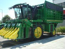 2001 JOHN DEERE 9976 combine-ha