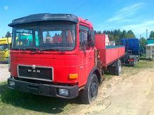1986 MAN 16.192, crane trucks f