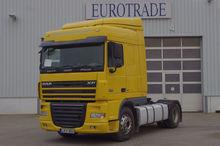2008 DAF 105.460 tractor unit