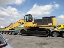 2013 CATERPILLAR 385CL Long Rea