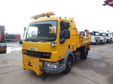 DAF LF 45.160 snowblower by auc