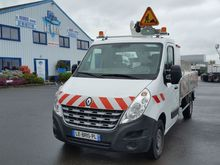 2013 RENAULT Master DCI 125 buc