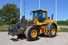 2013 VOLVO L90G wheel loader