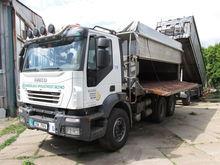 2007 IVECO AD380T50 dump truck