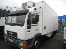 1999 MAN 10.224 LC refrigerated