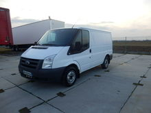 2010 FORD Transit 260CP closed