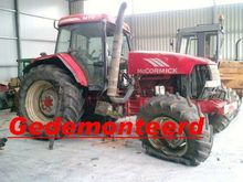 MCCORMICK MTX 140 wheel tractor