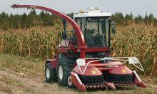 GOMSELMASH K-G-6 forage harvest