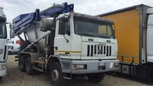 2000 IVECO ASTRA HD7 64.38 fire