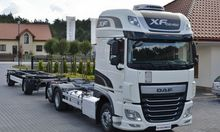 2014 DAF XF 106.460 chassis tru