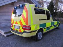 2002 VOLVO S80 4x4 ambulance