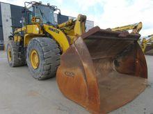 2010 KOMATSU WA500-6 wheel load