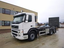 2006 VOLVO FM380 6x2 chassis tr