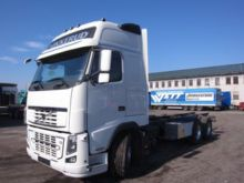2010 VOLVO FH16 700 chassis tru