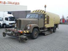 1980 SAURER BERNA tank truck