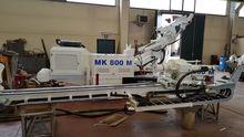 2005 CMV MK 800 M drilling rig