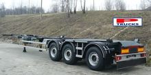 2016 EU CC container chassis se