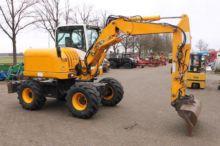 2008 TEREX TW70 wheel excavator