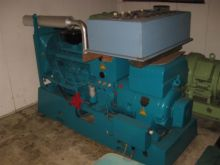 DAF 60 kVA met ATS generator