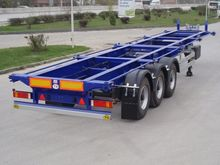 EMIRSAN 2017 container chassis