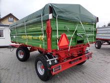 2016 PRONAR PT606 agricultural