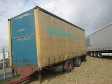 1998 DAPA tilt trailer