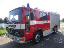 1994 VOLVO FL 6-11 fire truck