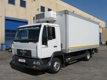 2003 MAN LE 8.140 refrigerated
