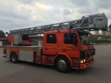 1996 SCANIA P 93ML fire ladder