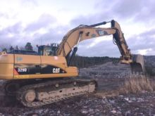 2011 CATERPILLAR 329DL tracked