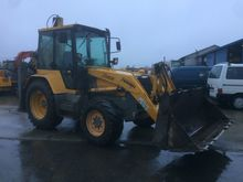 2000 FERMEC 860 backhoe loader