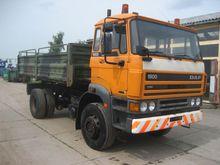 Used 1990 DAF 1900 t