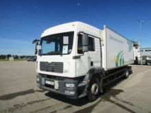 2007 MAN TGM 18.280 refrigerate