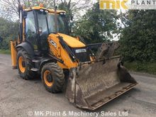 2011 JCB 3CX backhoe loader
