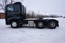 2007 VOLVO tractor unit