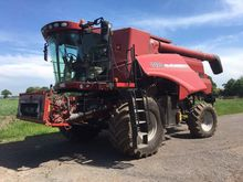 2009 CLAAS 8120 combine-harvest