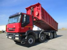 Used 2008 IVECO AD41