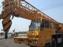 2011 TADANO mobile crane