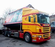 2011 SCANIA grain truck